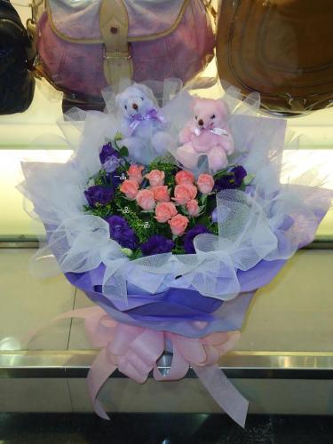 粉想妳紫愛妳